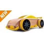 Автомобиль-конструктор Automoblox Mini C9-R sportscar