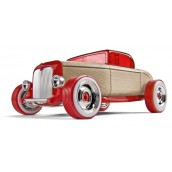 Автомобиль-конструктор Automoblox Mini Hot Rod HR1