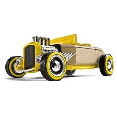 Автомобиль-конструктор Automoblox Hot Rod HR2