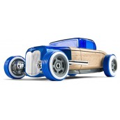 Автомобиль-конструктор Automoblox Hot Rod HR3